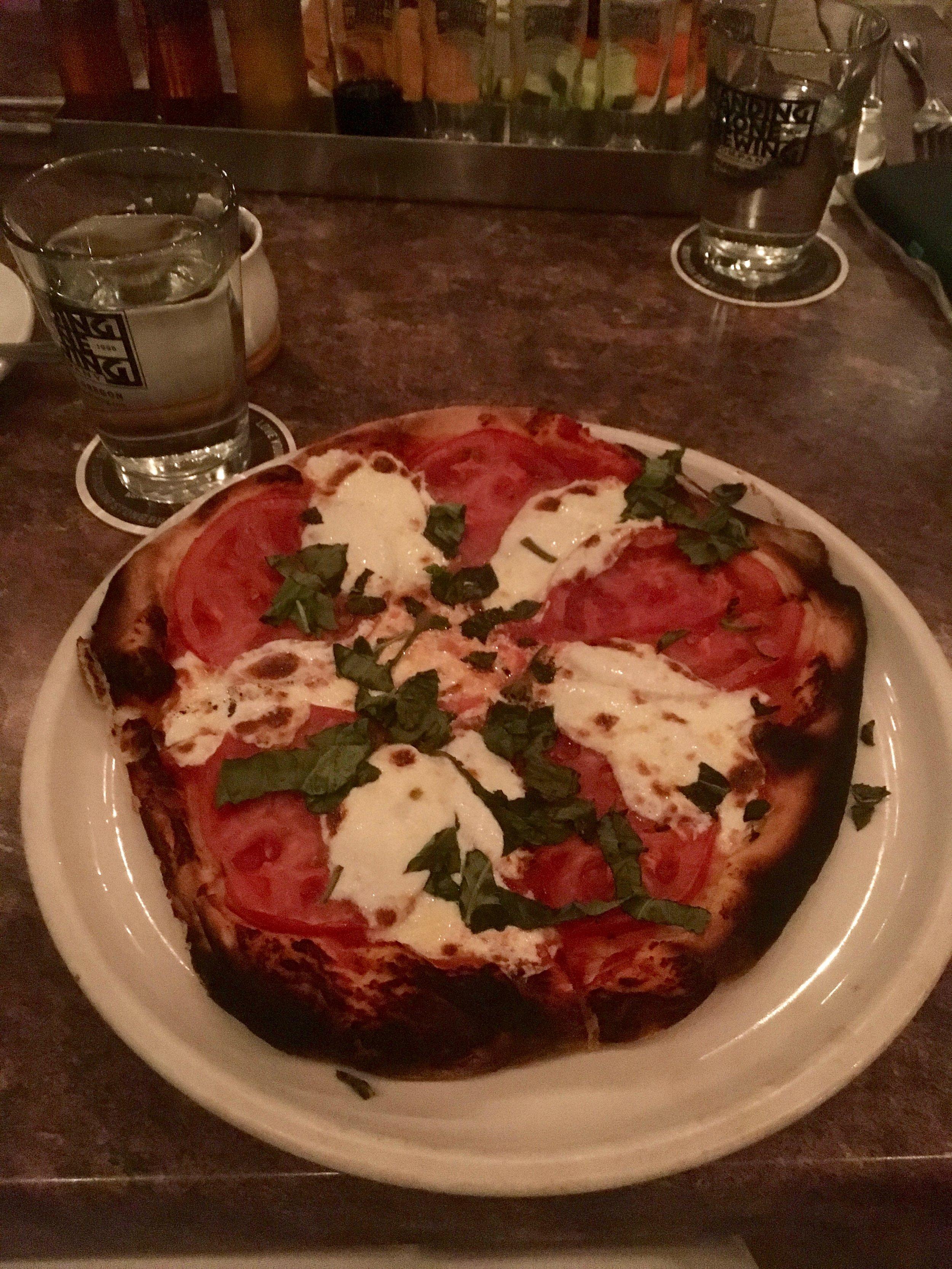 Fancy pizza in Ashland