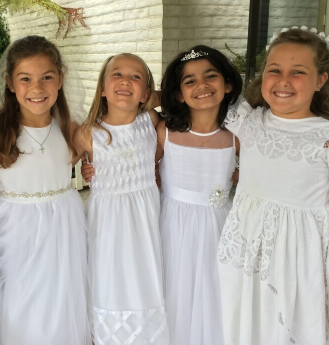 we are a church - communion girls.jpg