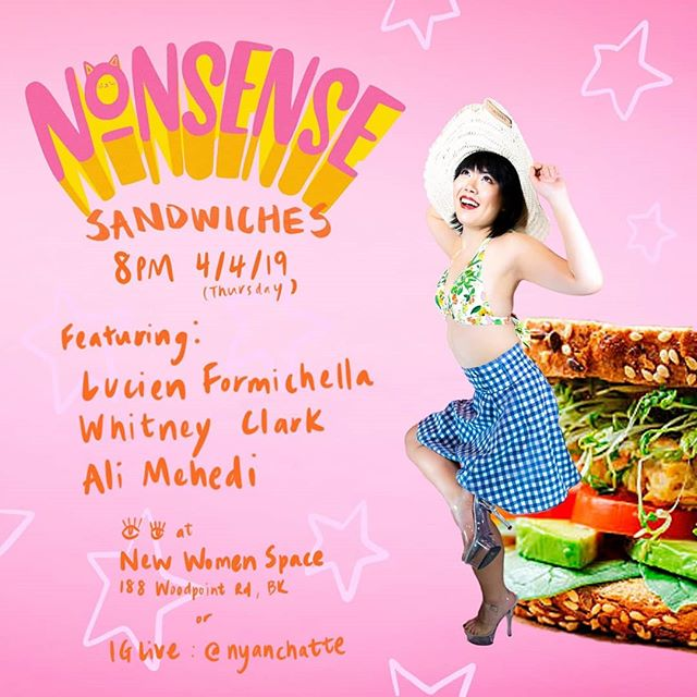 Sandwho? Sandwhere? Sandwhy? Sandwhat? SANDWICH!!! Get ready for spring picnic inspo coming at you from our 4/4 show!