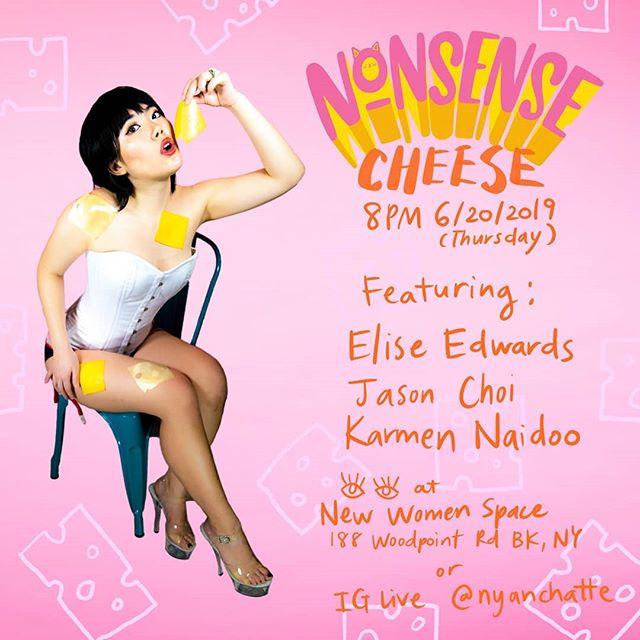 Cheese cheese cheese cheese! I accept cashew cheese too 🤷 Featuring @eliseanmchara, @jasonrchoi, and @karmennaidoo✨
