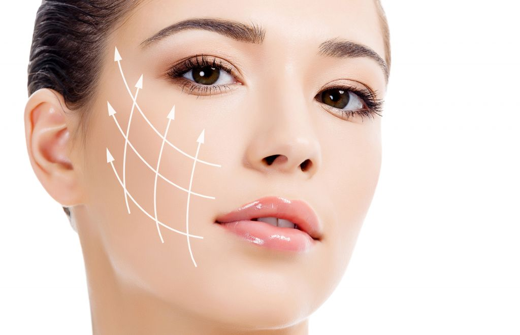high frequency facial -