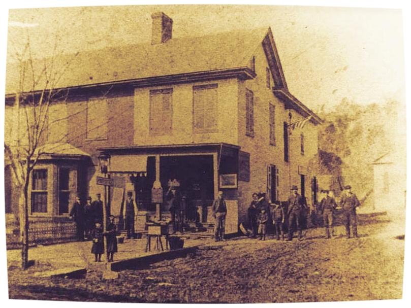 Then - Circa 1850
