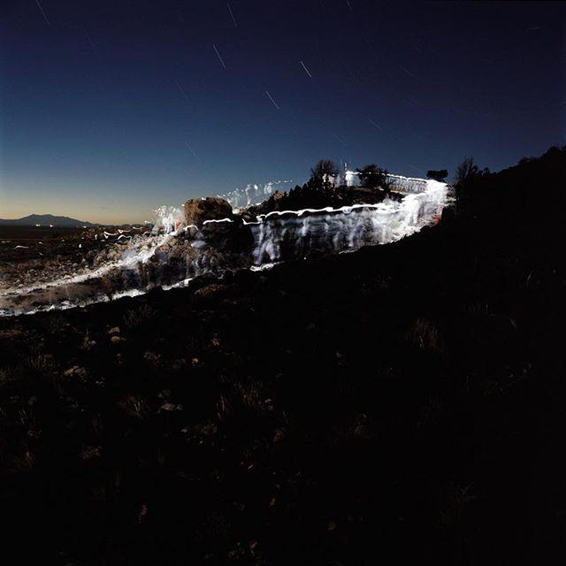 Advanced space suit testing with NASA Desert Rats, 2003. Meteor Crater, AZ. Credit: Mark Sowa #FieldSite #NASA #SpaceSuit #Mars #ExtravehicularActivity #EVA #SpaceExploration
