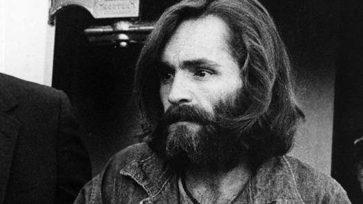 Charles Manson via  Hollywood Reporter
