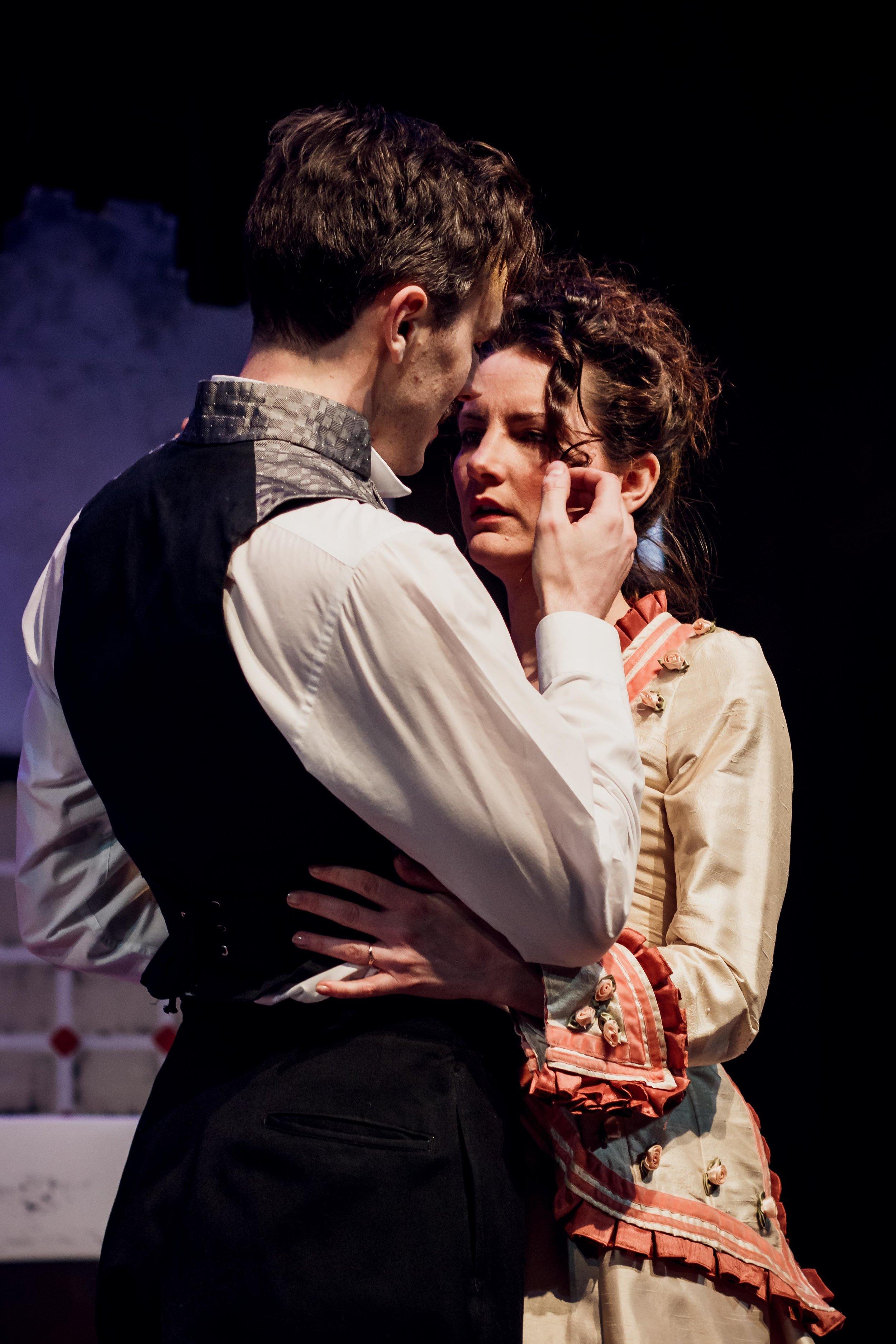 Sexual Tension in Miss Julie
