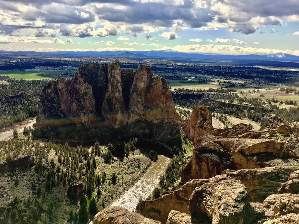 Smith Rock Bend, Oregon