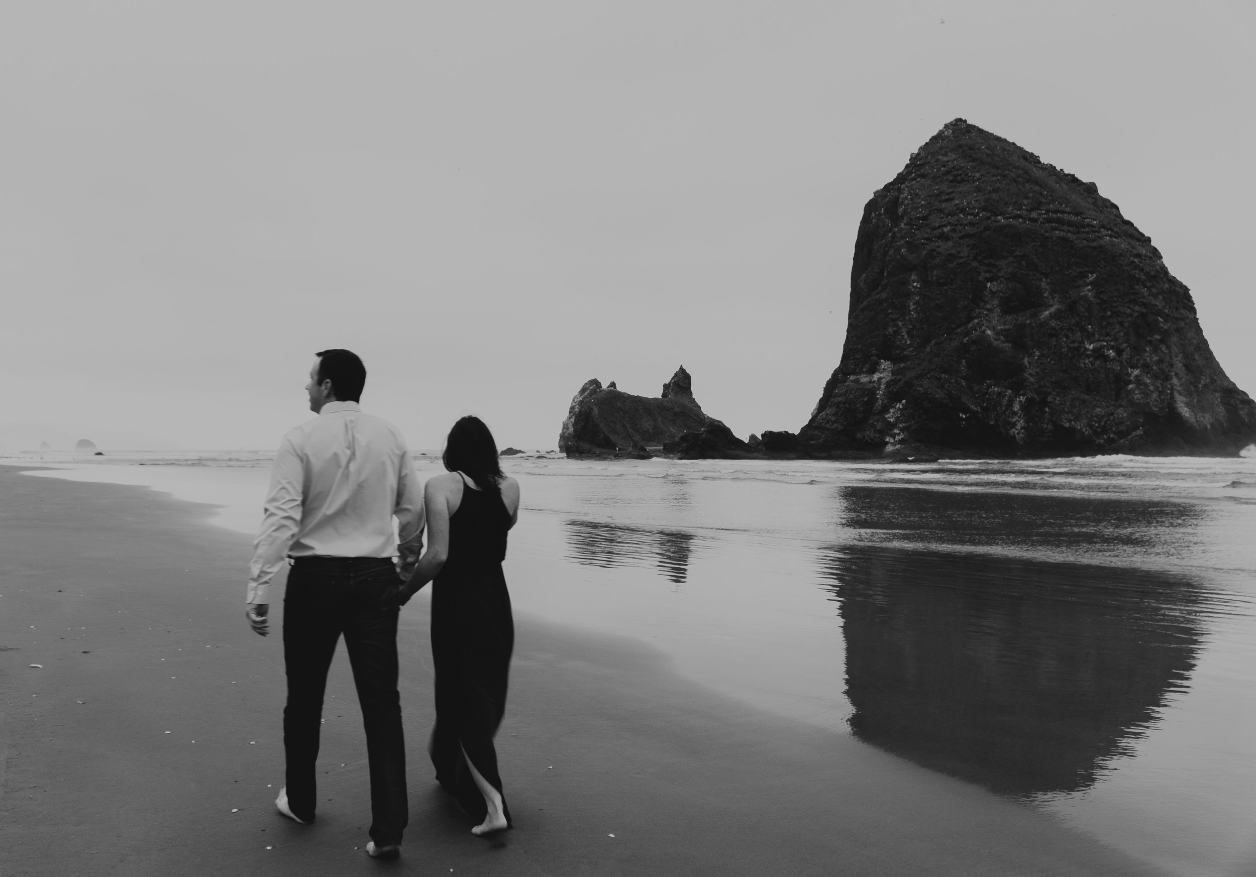 Cannon Beach Engagement Photographer Portland Oregon