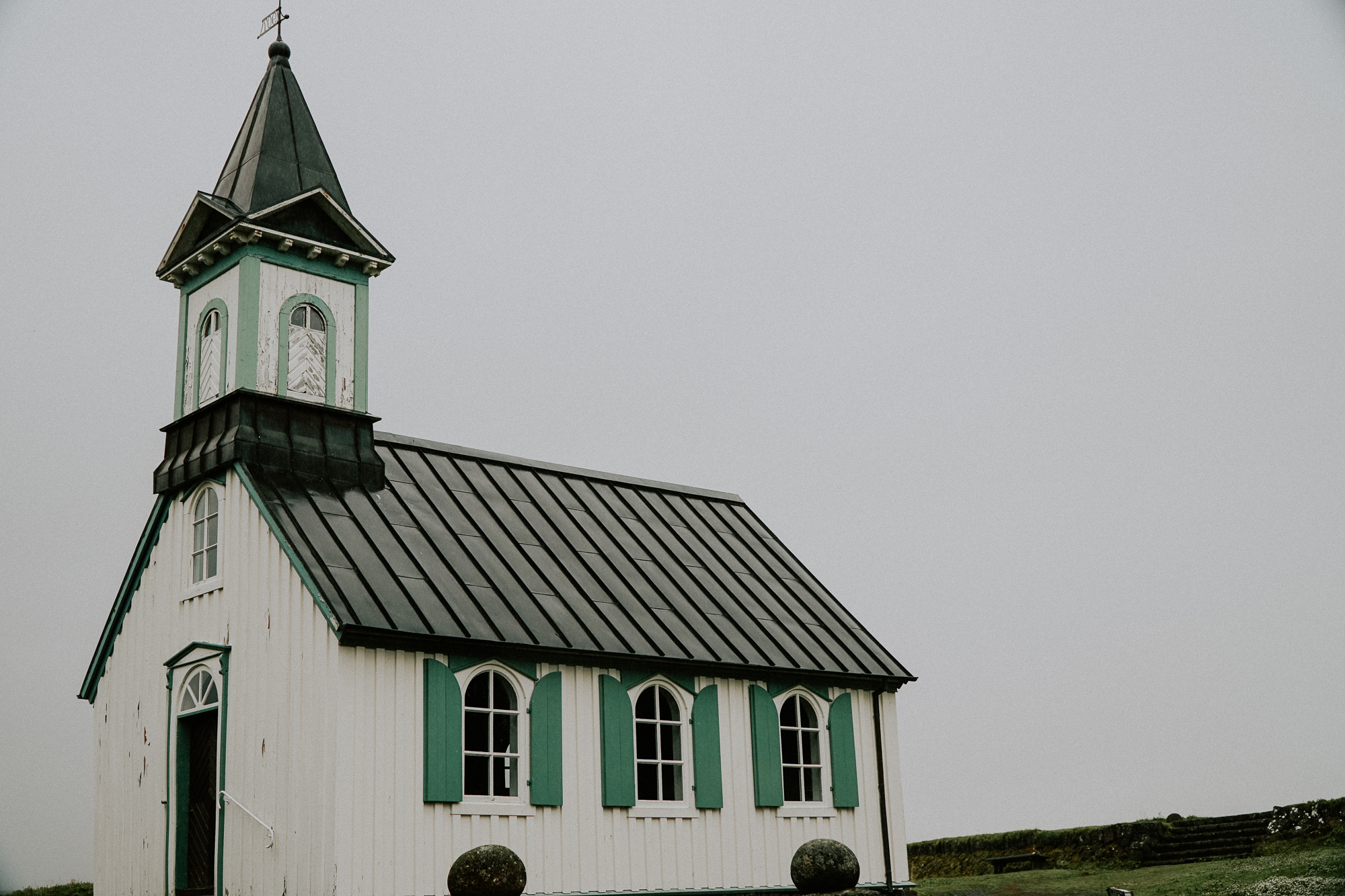 Thingvellir National Park Church