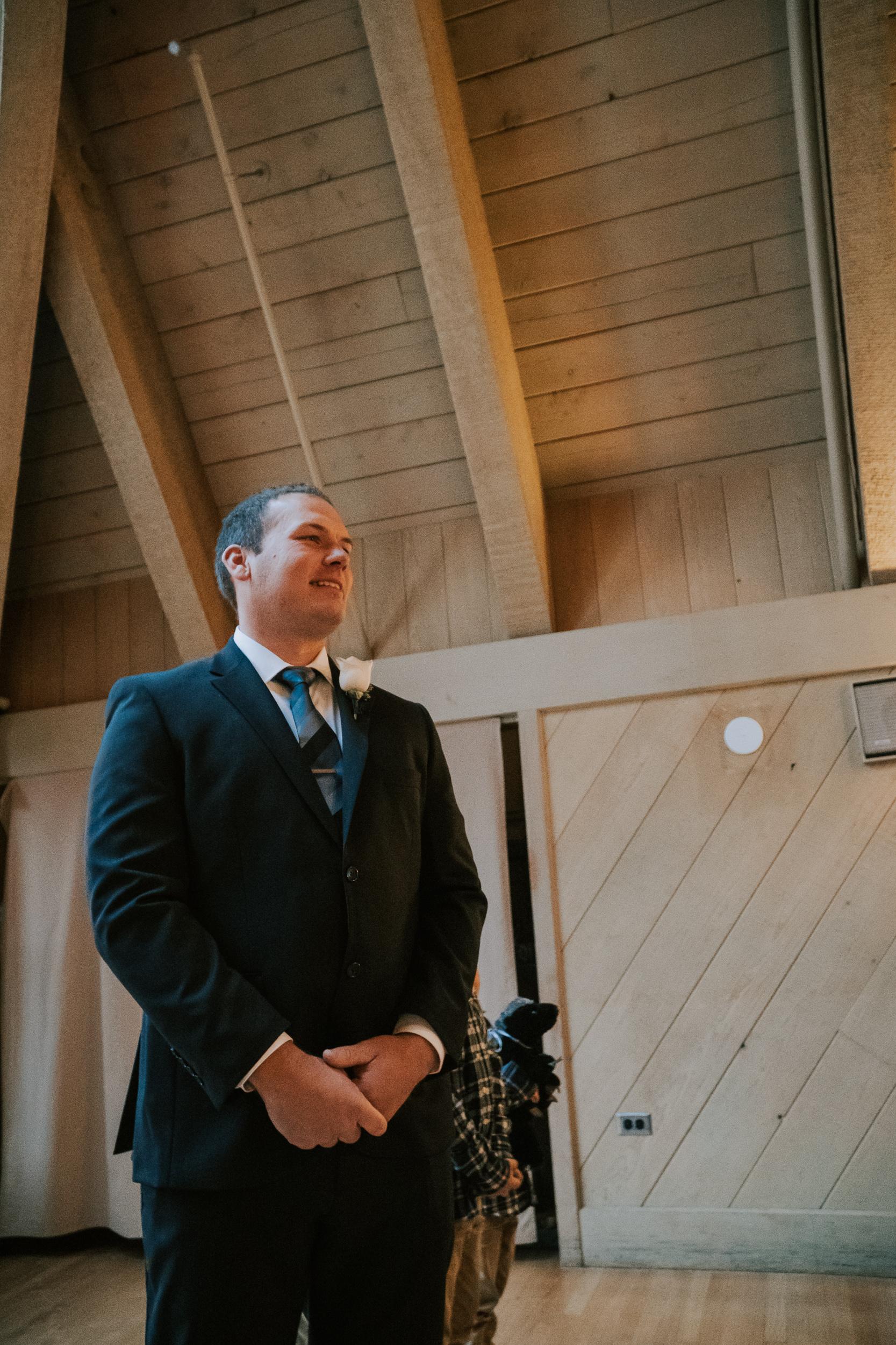 DSTimberline Lodge Wedding Portland Oregon 31