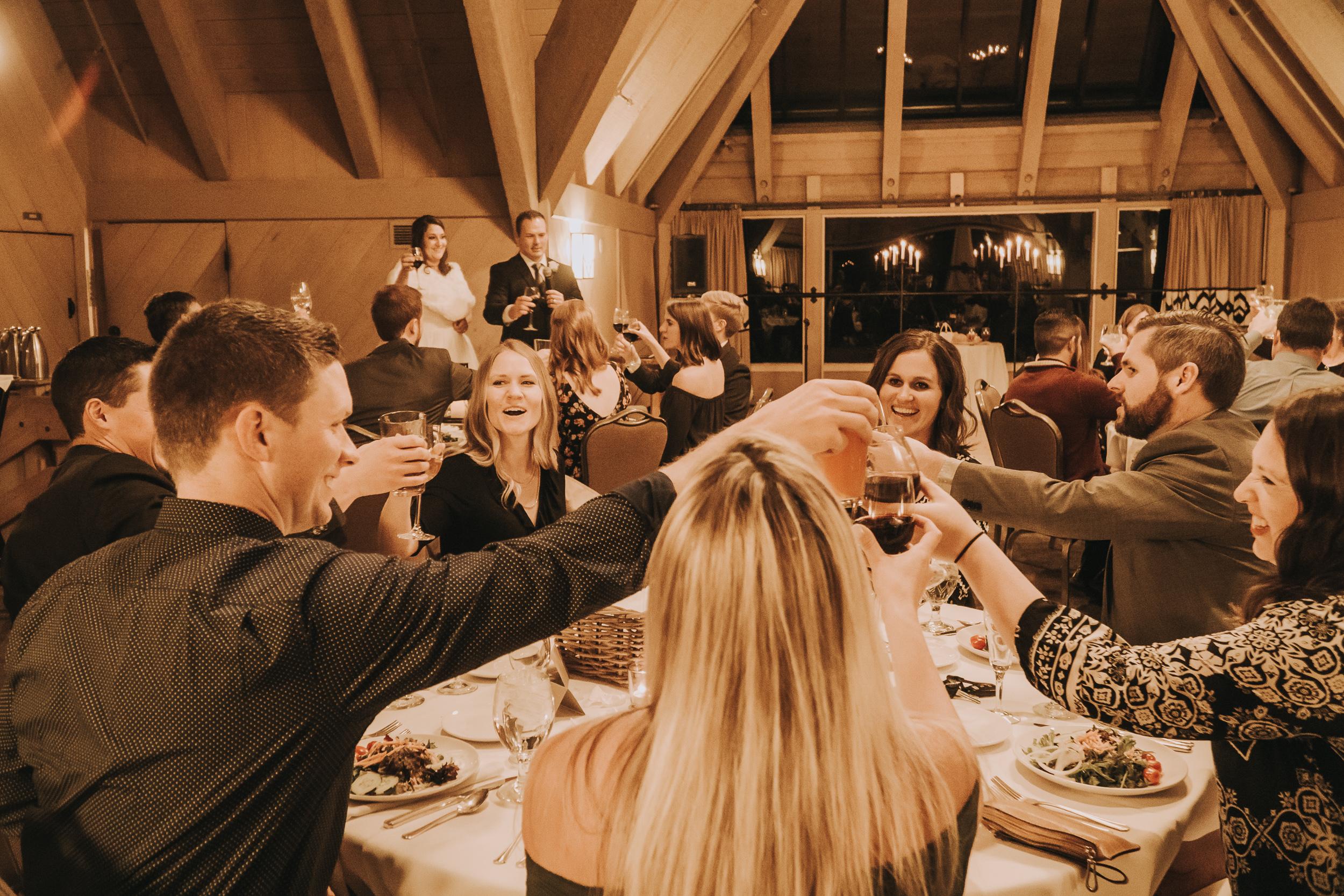 Timberline Lodge Wedding Portland Oregon 62