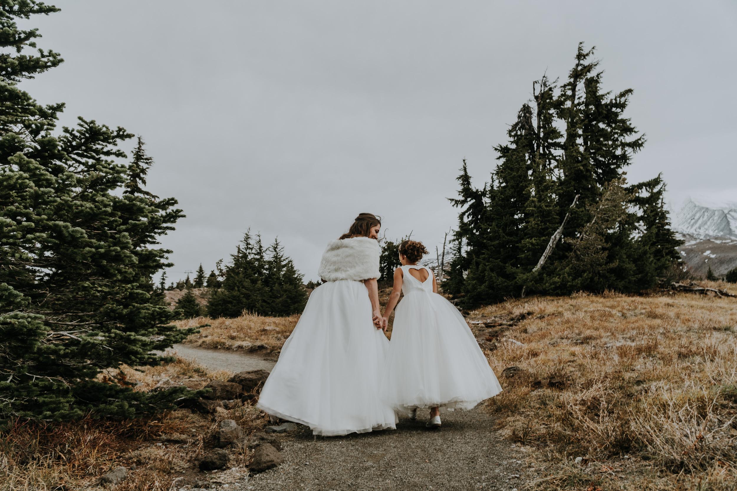 Timberline Lodge Wedding Portland Oregon 68