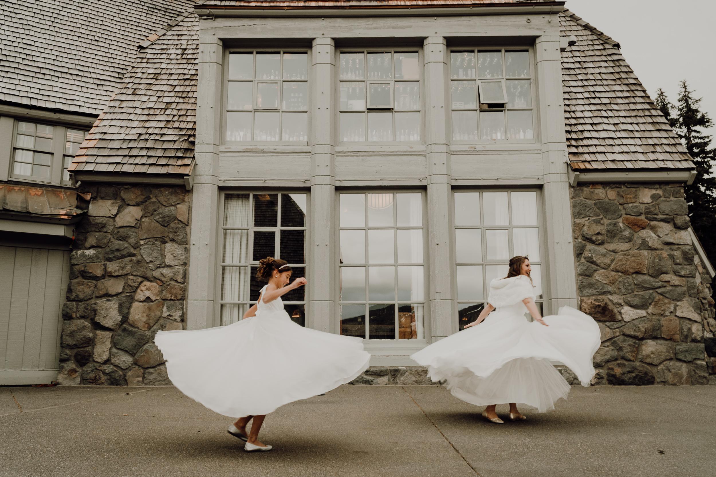 Timberline Lodge Wedding Portland Oregon 75