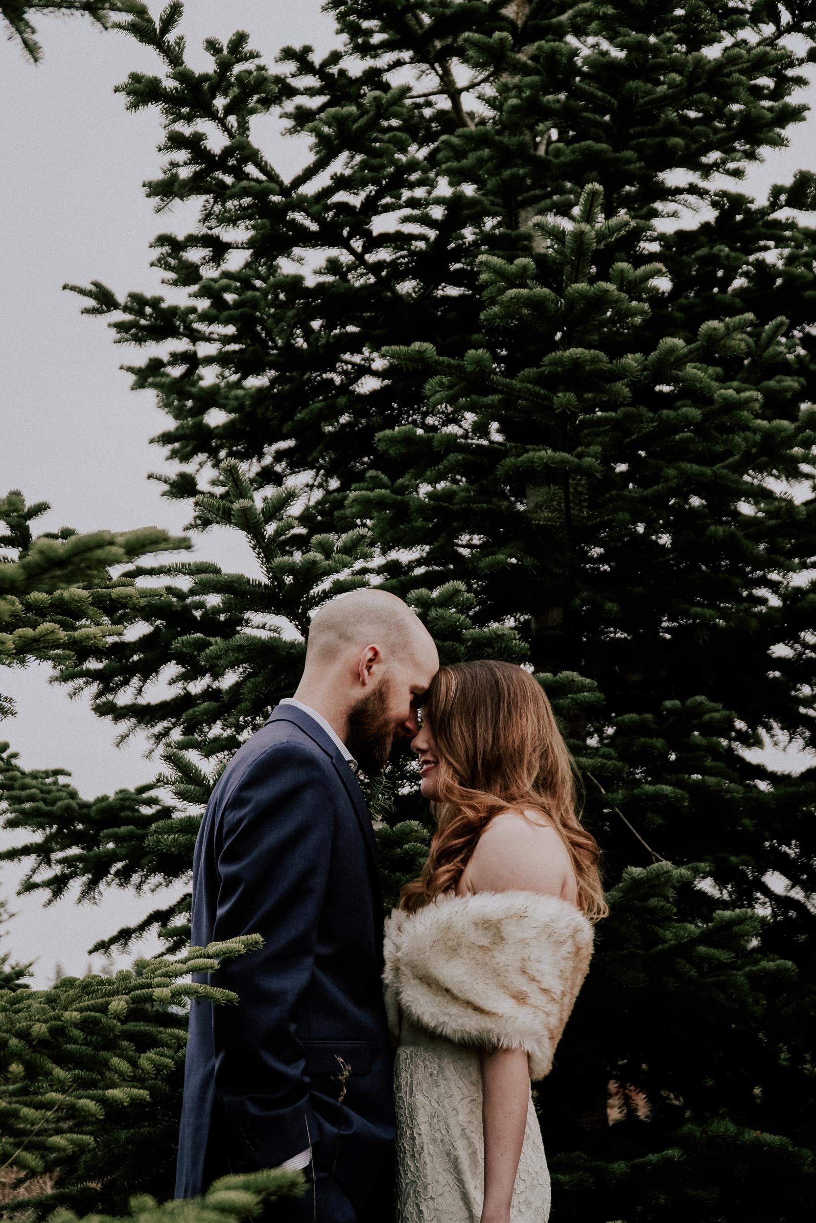 Portland Oregon Tree Farm Wedding Photography 3