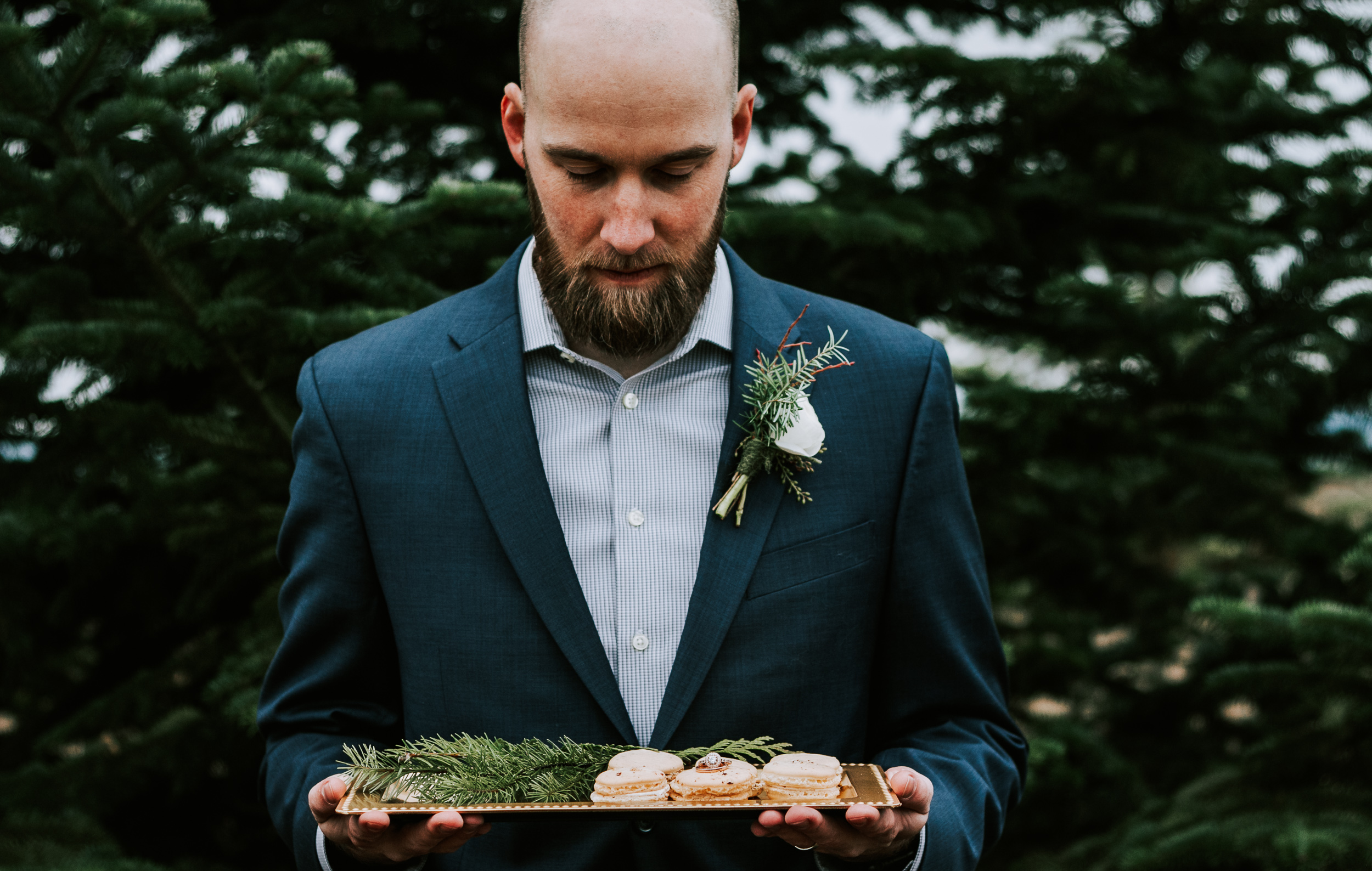 Portland Oregon Tree Farm Wedding Photography 18