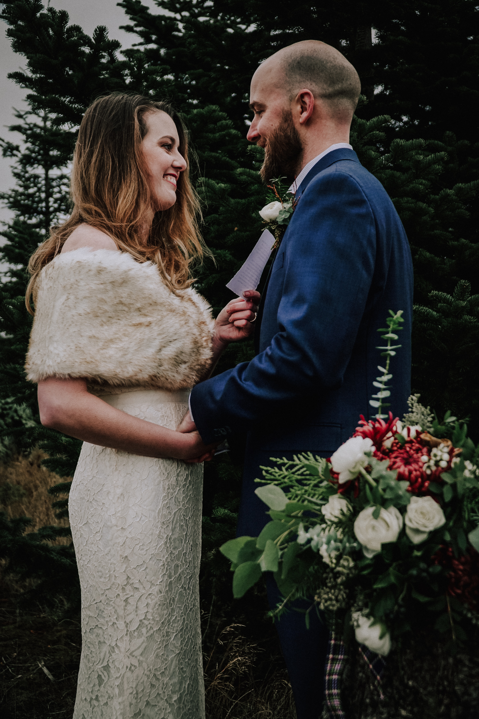 Portland Oregon Tree Farm Wedding Photography 20