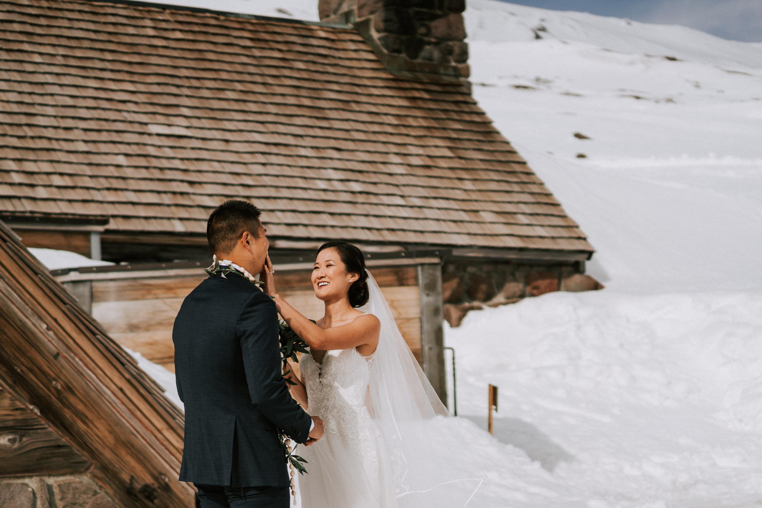 Timberline Lodge Silcox Hut