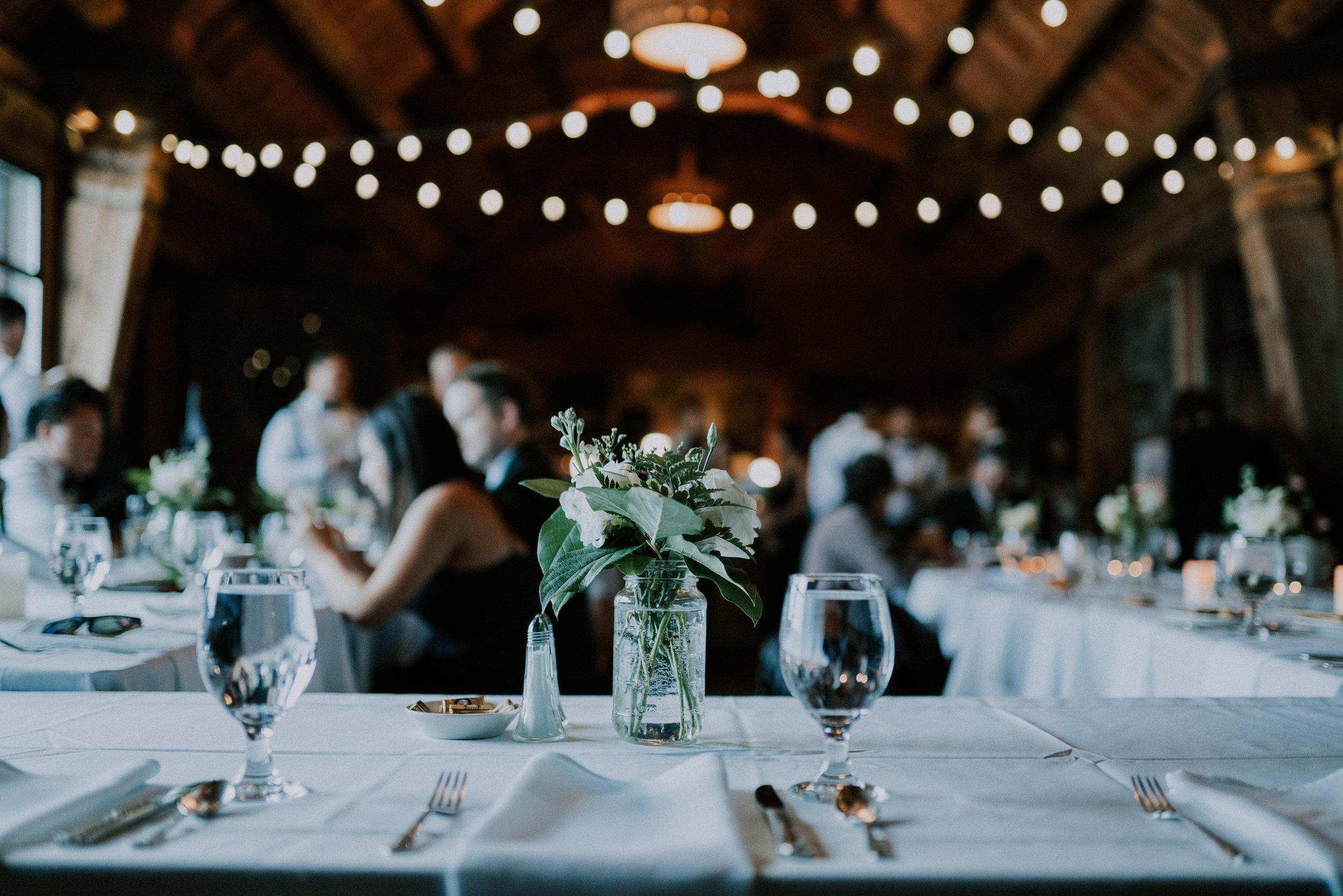 Timberline Lodge Silcox Hut Wedding