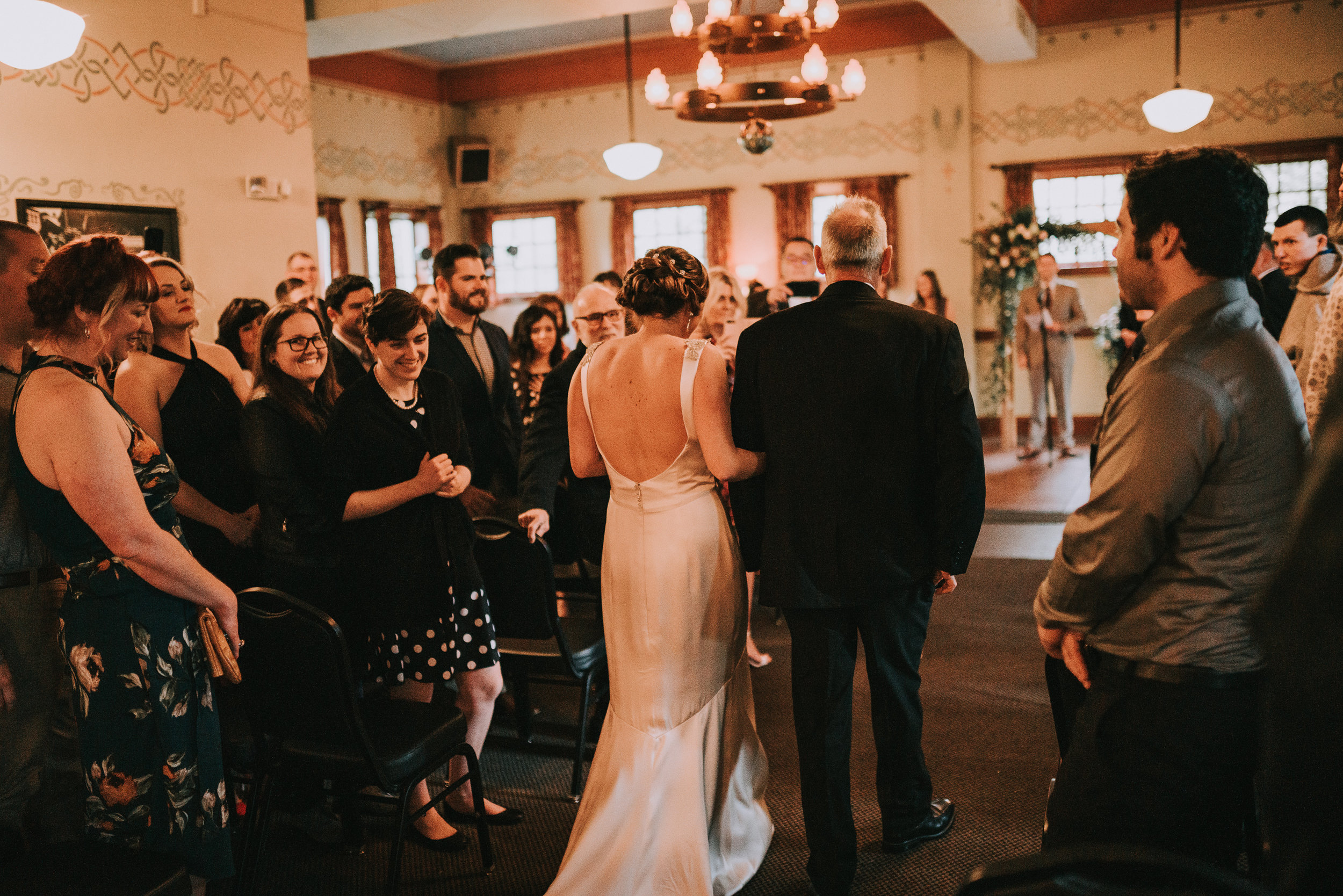 McMenamins Edgefield Wedding Portland Oregon