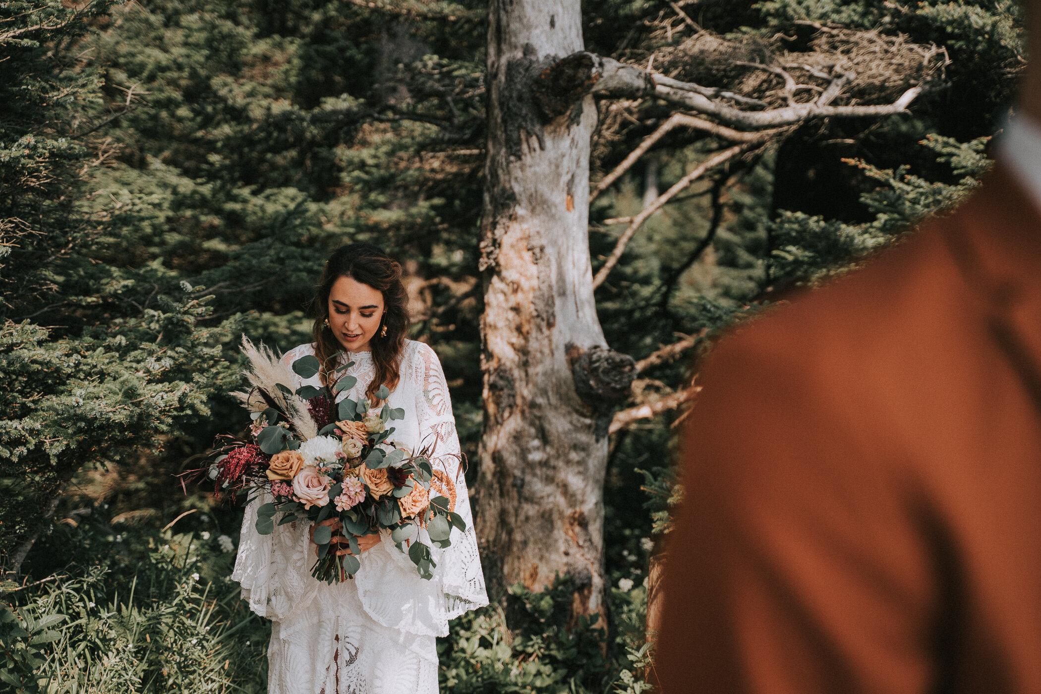 Ecola State Park Wedding Photography