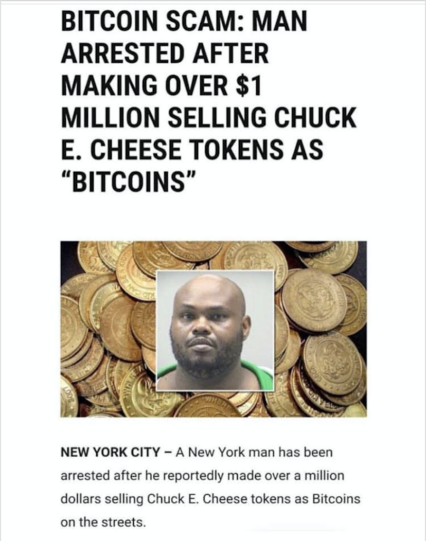 Not an ICO but damn did this make me laugh. Moral of the story…lots of scammers. Do your diligence!