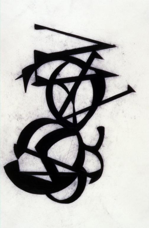 Szymanski_Carol_Broken_Phonemes_1987_Untitled_3_Charcoal_on_Vellum_24x19_inches.jpg