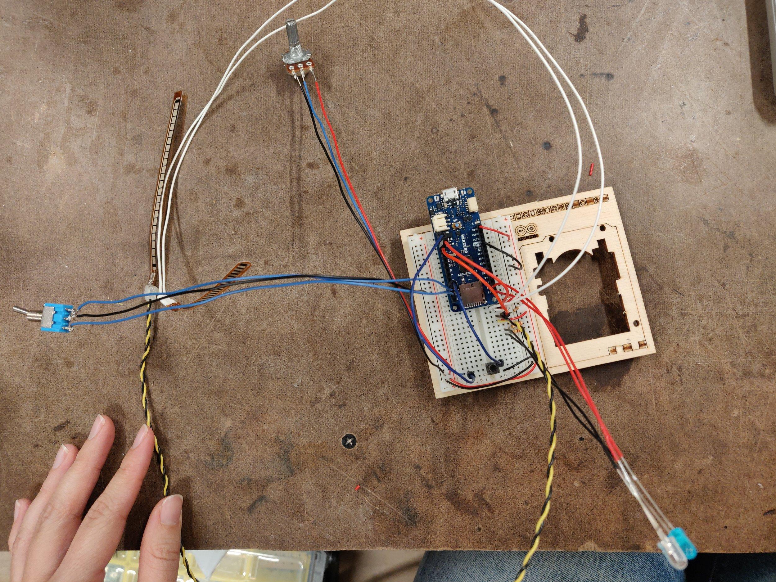 Sensors and components