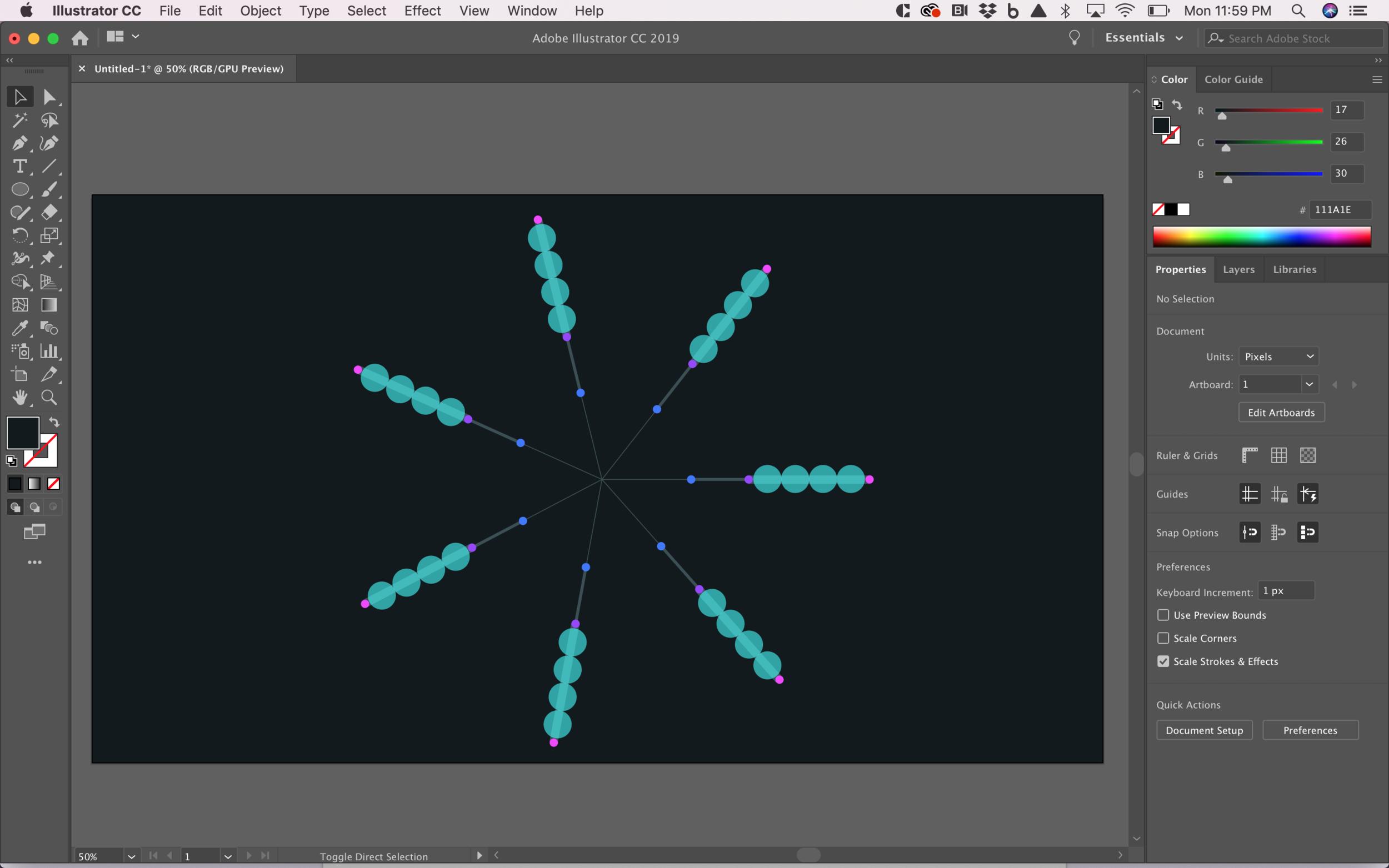Prototyping in Illustrator