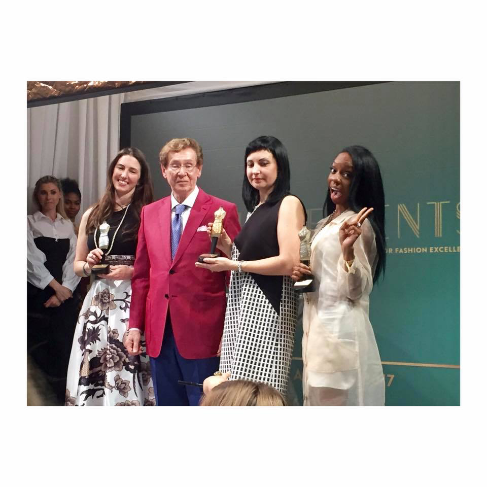 RICHARD DRIEHAUS FOUNDATION DESIGN INITIATIVE FASHION EXCELLENCE COMPETITION