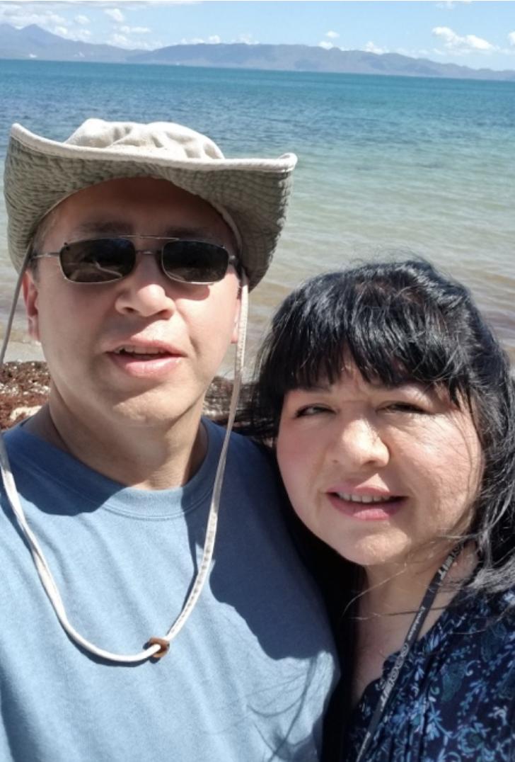 Paul and Elisa Martinez