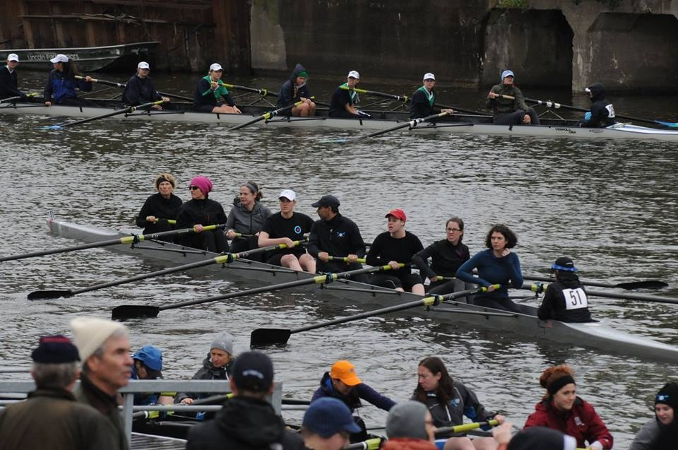 rowing your first regatta