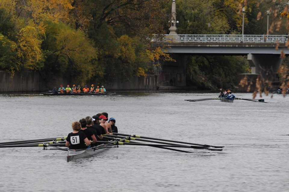 how to row your first head race