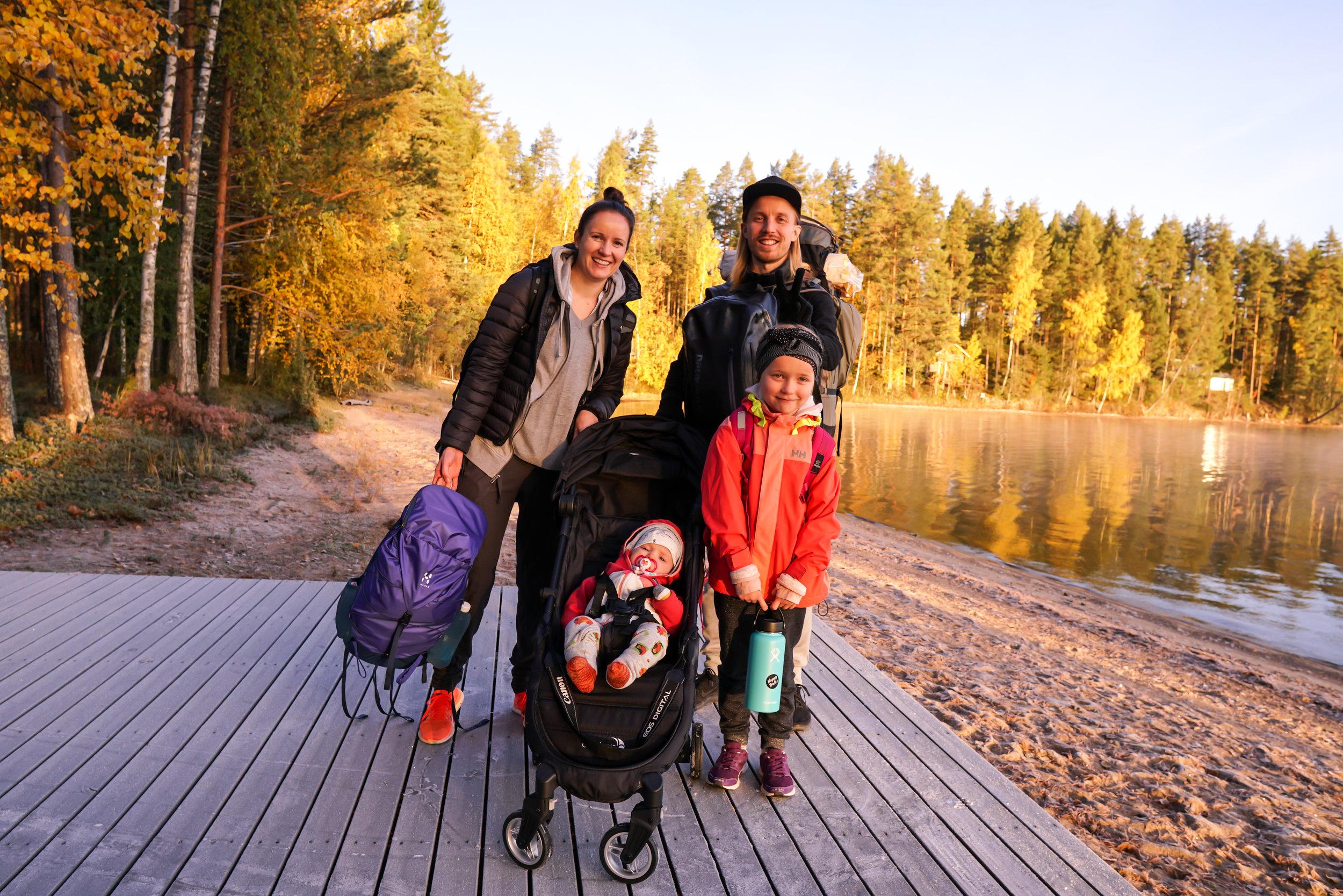 Happytrails.fi Olkinuora-Valkonen