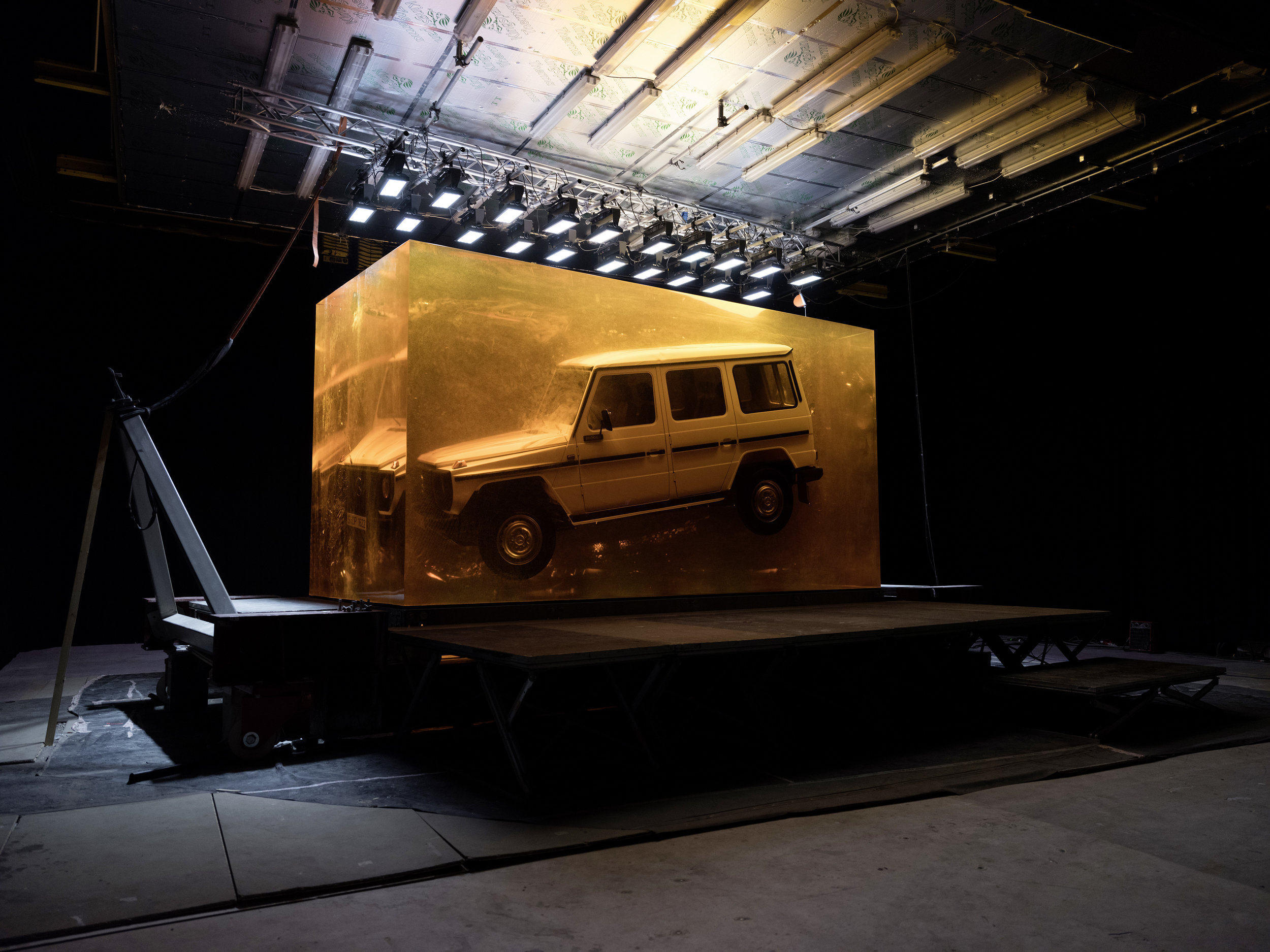 The DNA of the G-Class