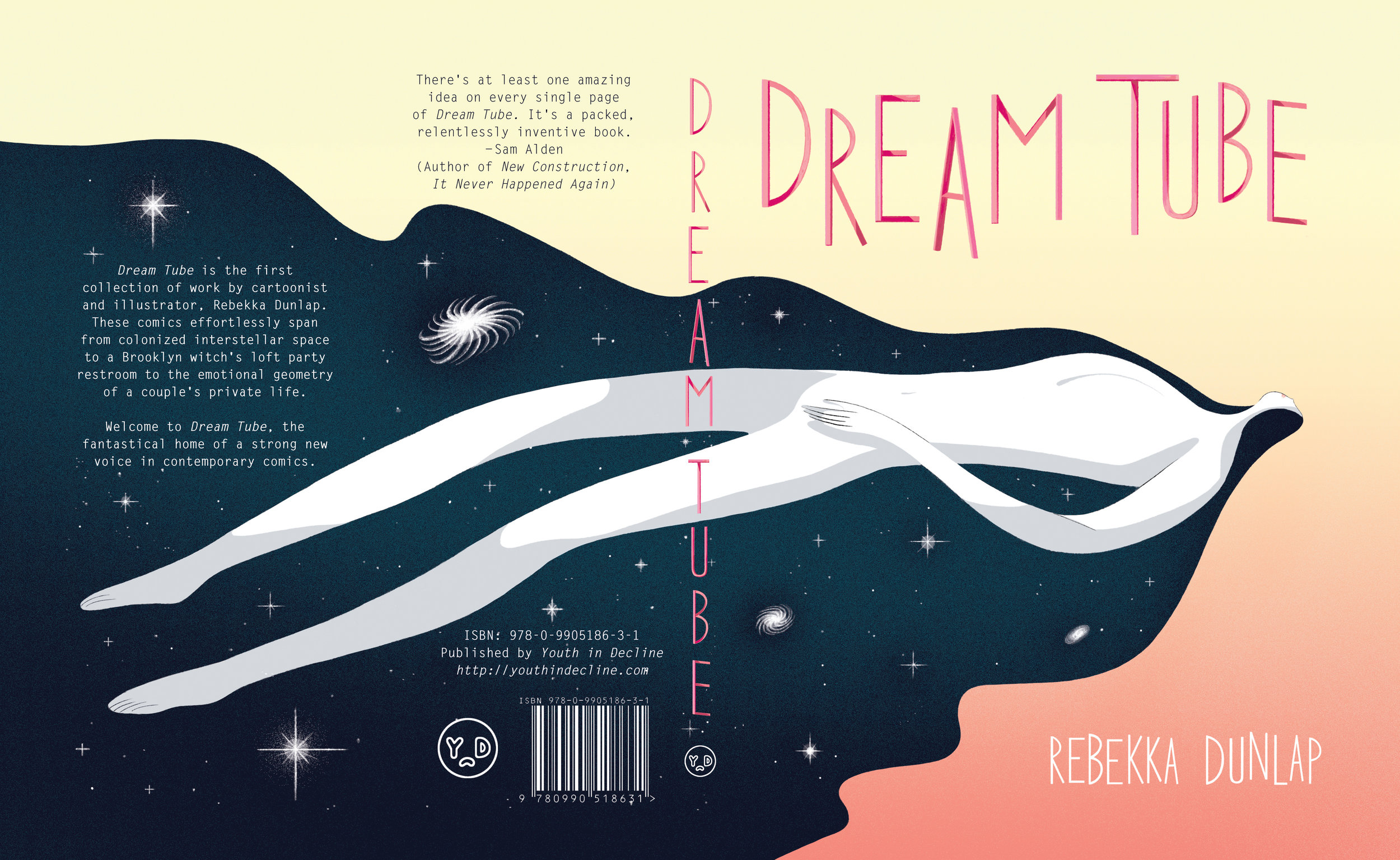 Cover Illustration by  Rebekka Dunlap , Cover Design by  Hannah K. Lee