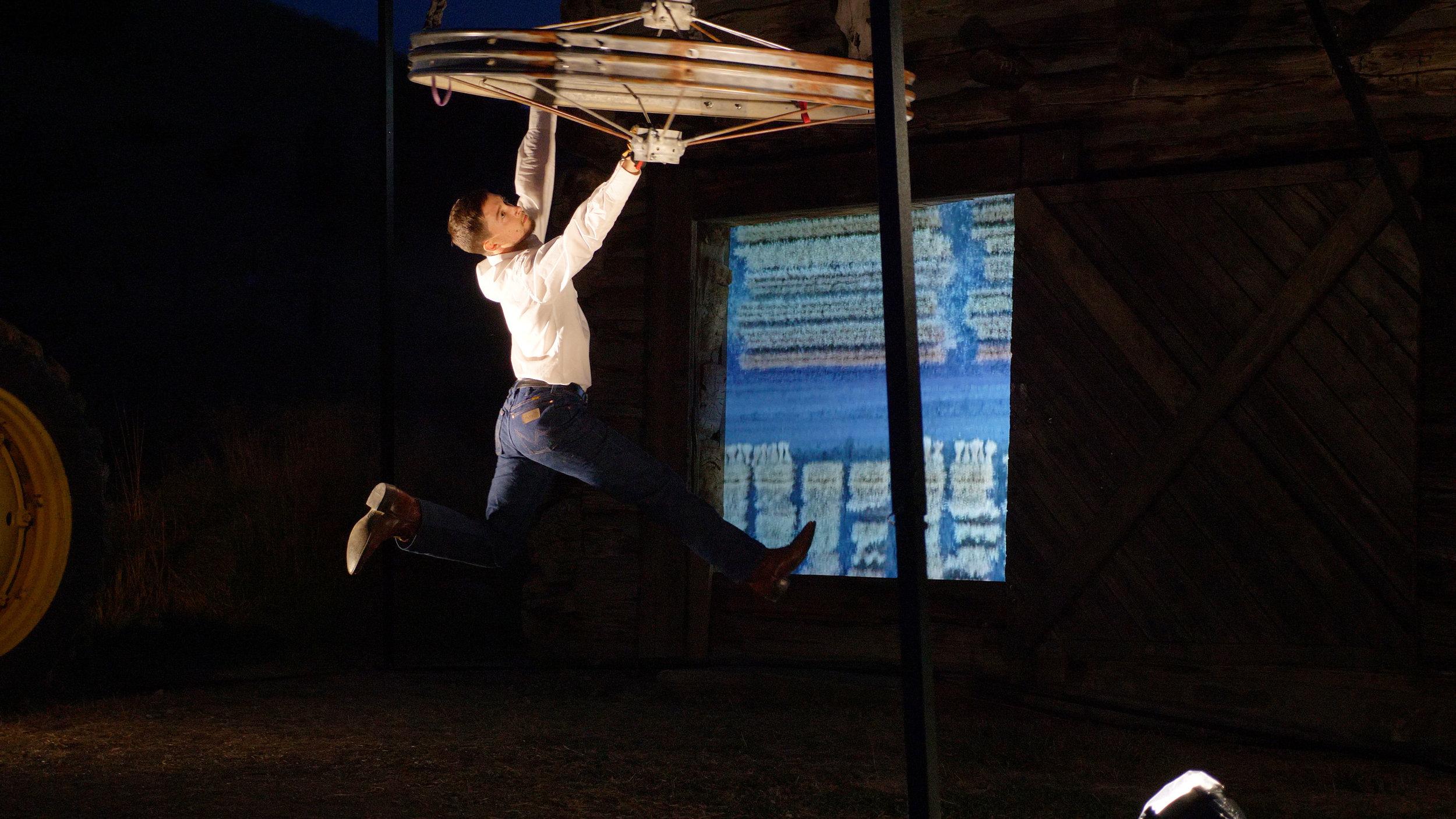 Michael O'Reilly, performer