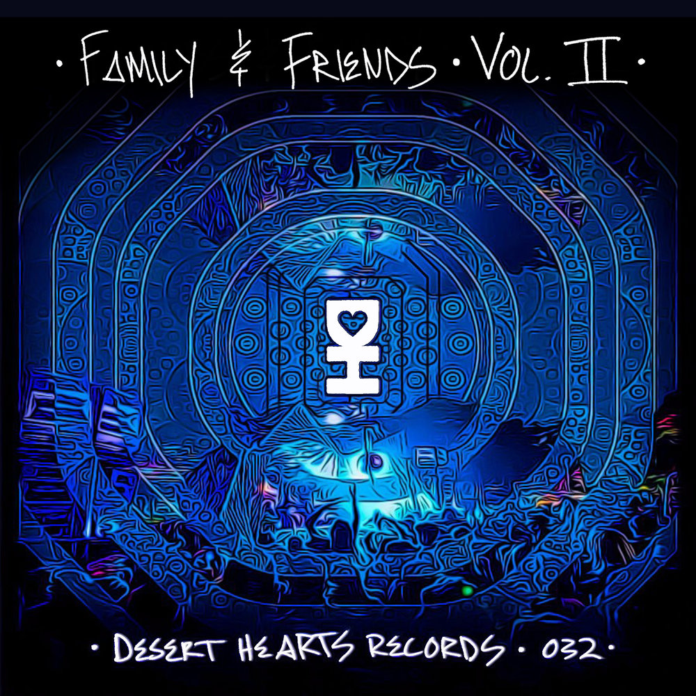 [DH032] VA - Family & Friends, Vol. 2.jpg