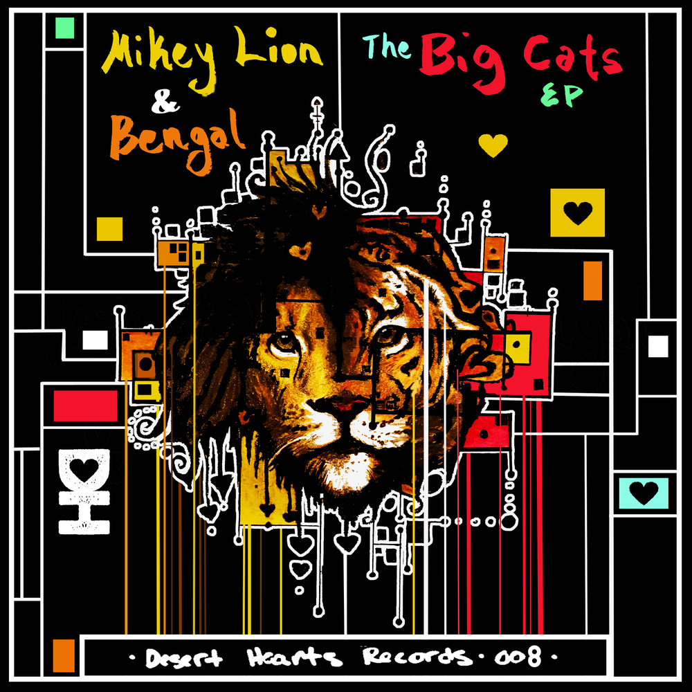[DH008] Mikey Lion & Bengal - The Big Cats EP.jpg