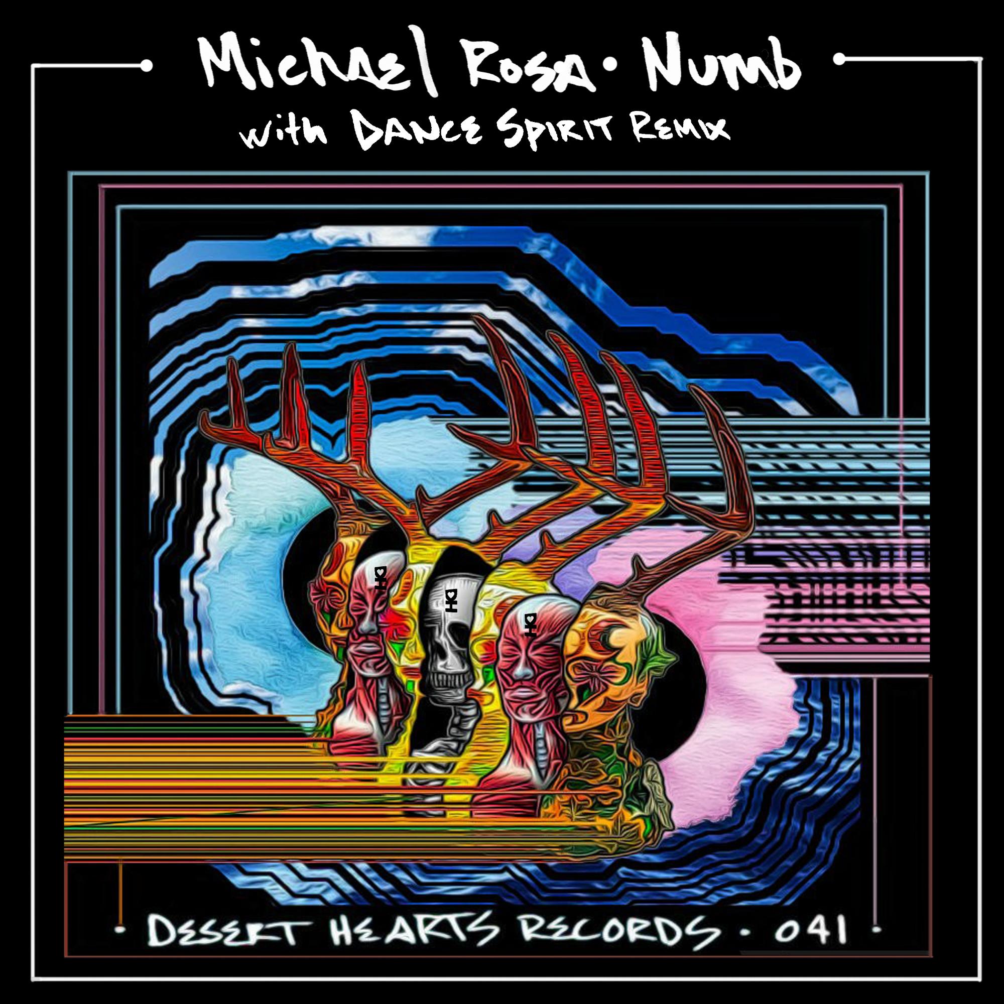 [DH041] - Michael Rosa Numb EP.jpg