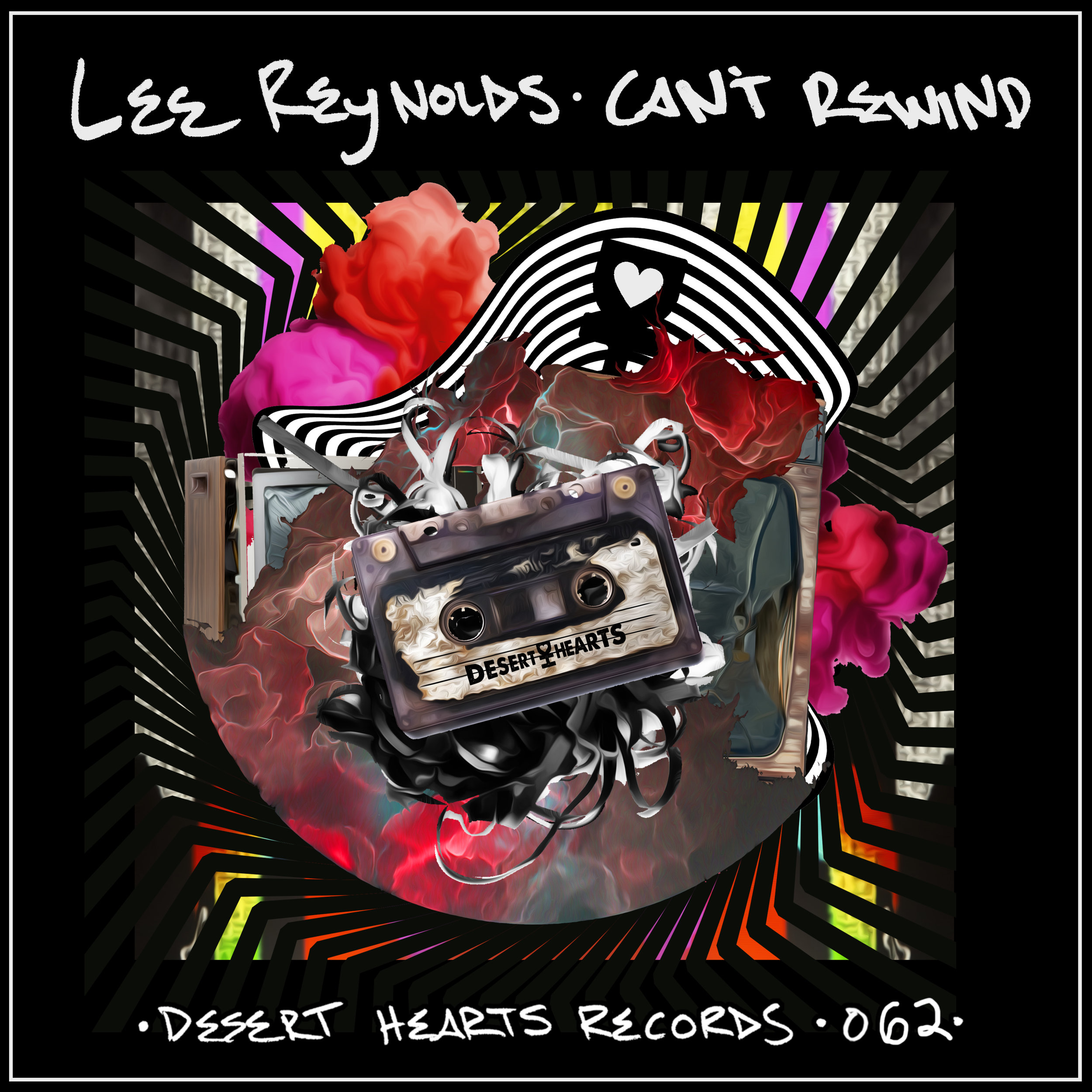 [DH062] - Lee Reynolds - Can't Rewind EP.jpg