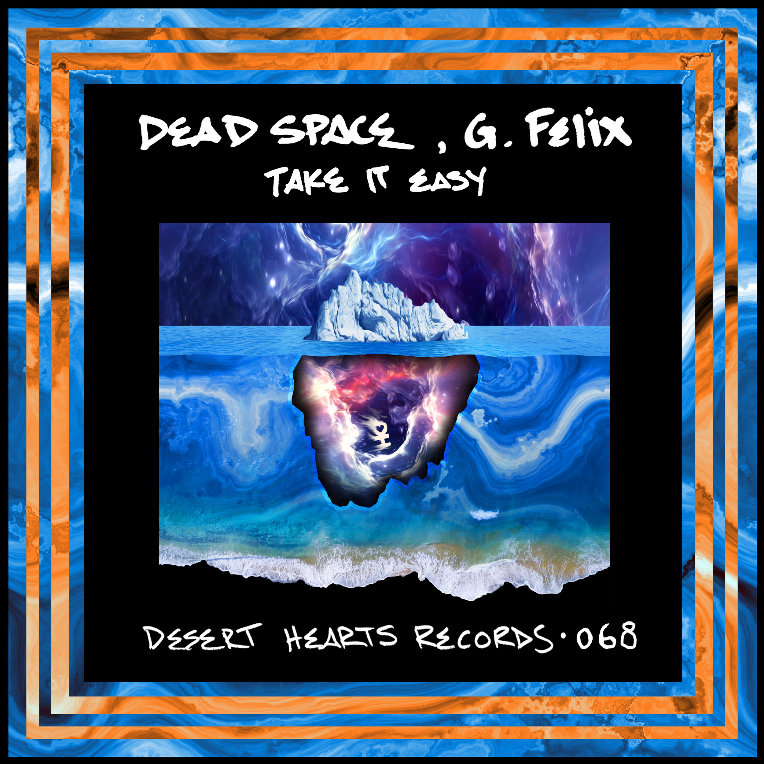 [DH068] Dead Space, G. Felix - Take It Easy EP.jpg