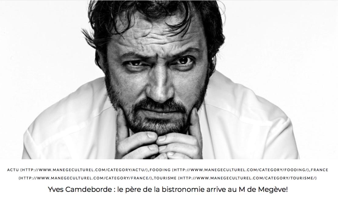 Sébastien Ripari Yves Camdeborde