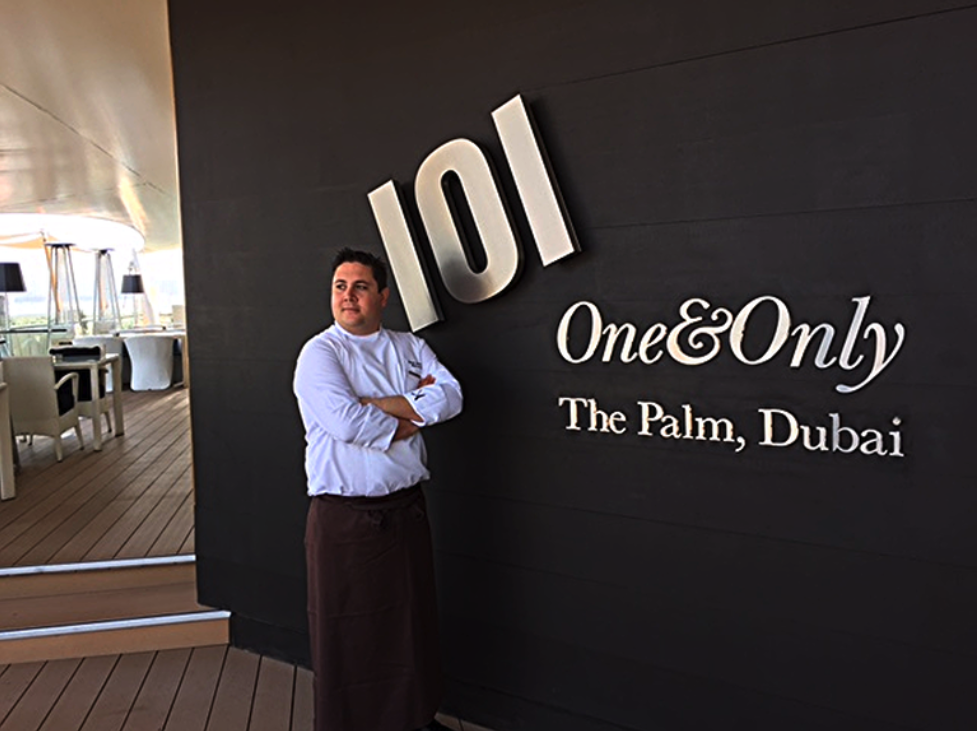Jean-Pascal Irissou / le 101 / Dubaï