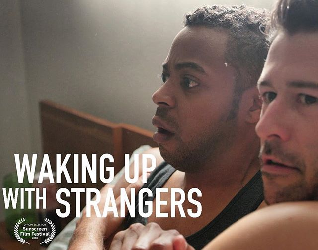 New week, new episode of #WakingUpWithStrangers!  In Ep. 7, Xavier wakes up with more questions then condom wrappers... #SoundOn ---------------------- Starring @tokenethnic as Xavier. With @muchosgarcias as James & @edpko as Ed. . . . . . Rise and shine... and smell the regret . . . . . #wuws #webseries #digitalseries #comedy #funny #wakingupstrange #indiefilm #indiewebseries #indiefilmmaking #awkward #hookups #truestories #fullepisodes #onenightstands #antoineperry #ryangarcia #edko #hookupculture