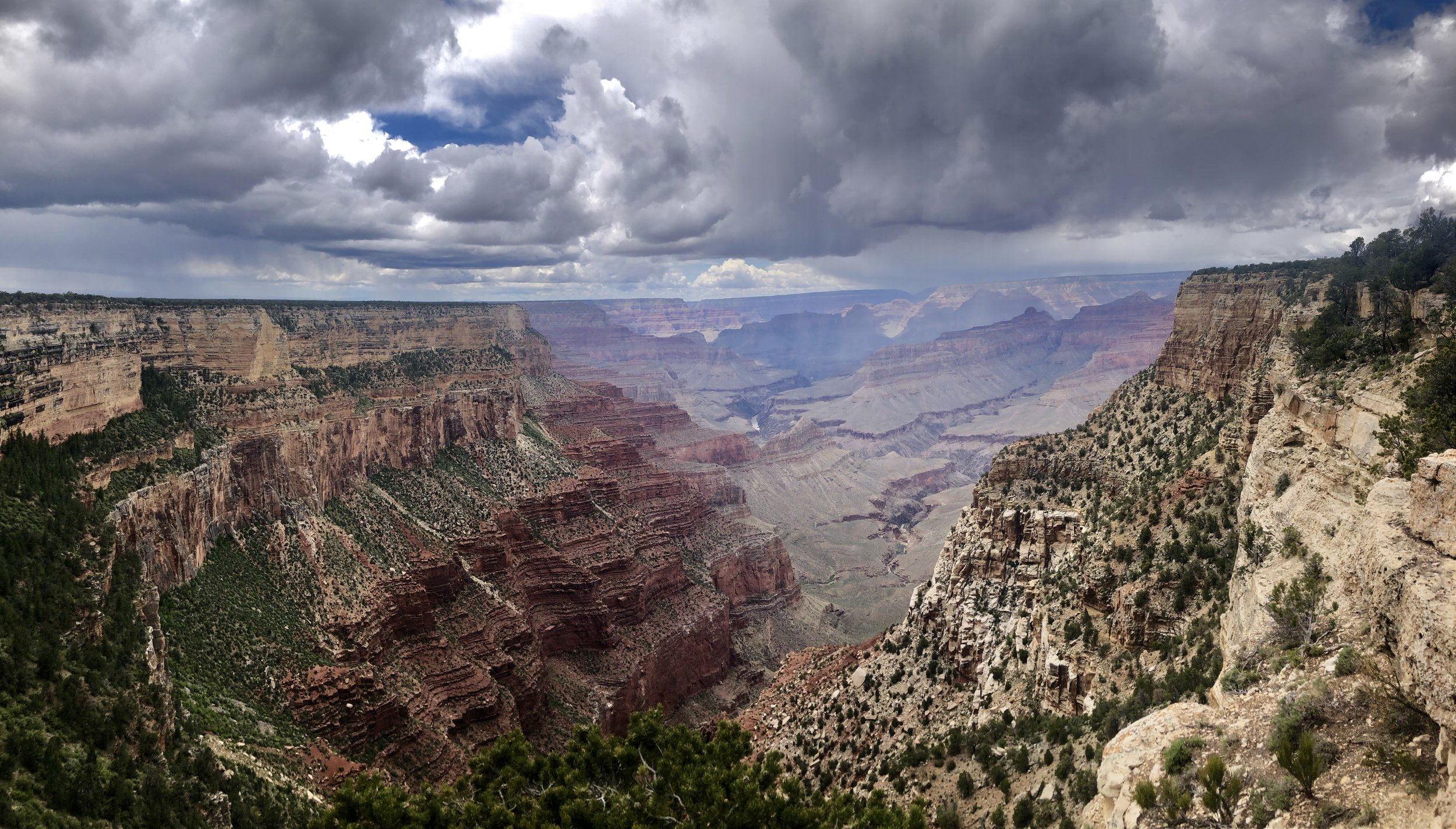 The grandest of canyons.  I cried.