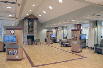FHN Cancer Center Lobby