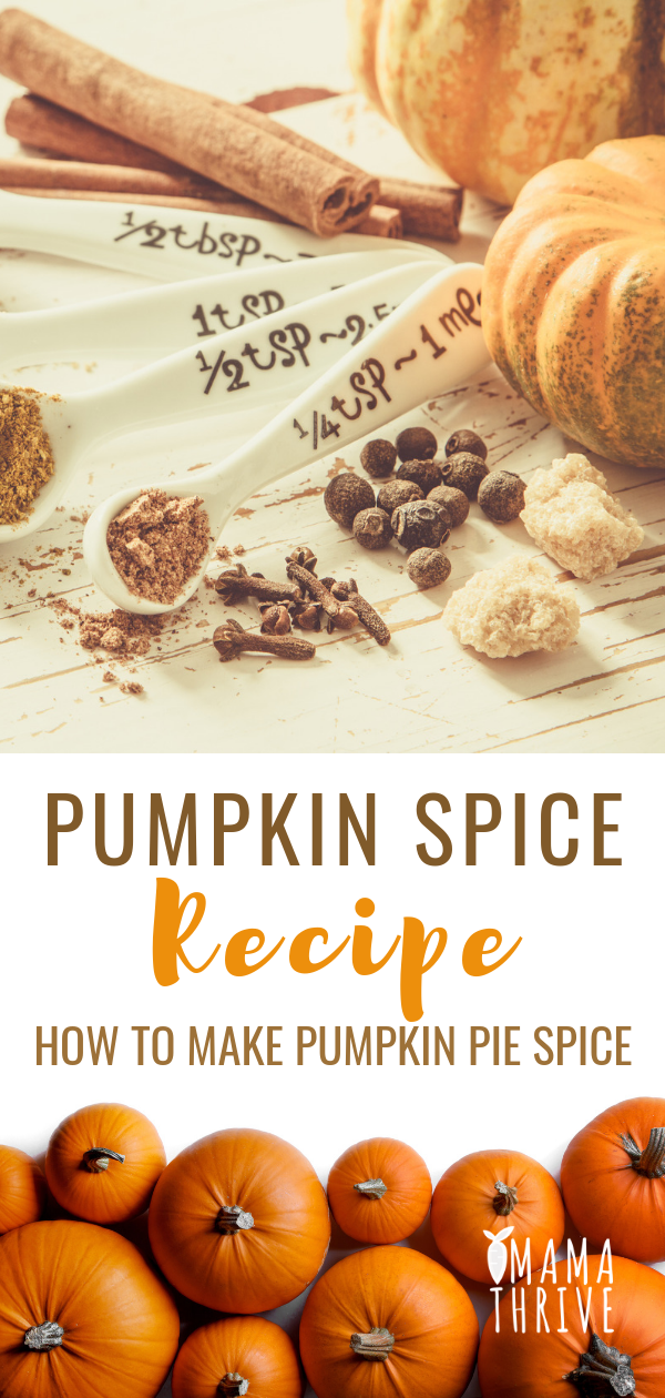 Are you looking for the perfect DIY pumpkin spice recipe or how to make pumpkin pie spice. We.., I've got you covered this fall! Spice up the season with this super easy, homemade recipe to add to your food, coffee latte, drinks, desserts, and more to make your holidays shine! #pumpkinspice #diypumpkinspicerecipe