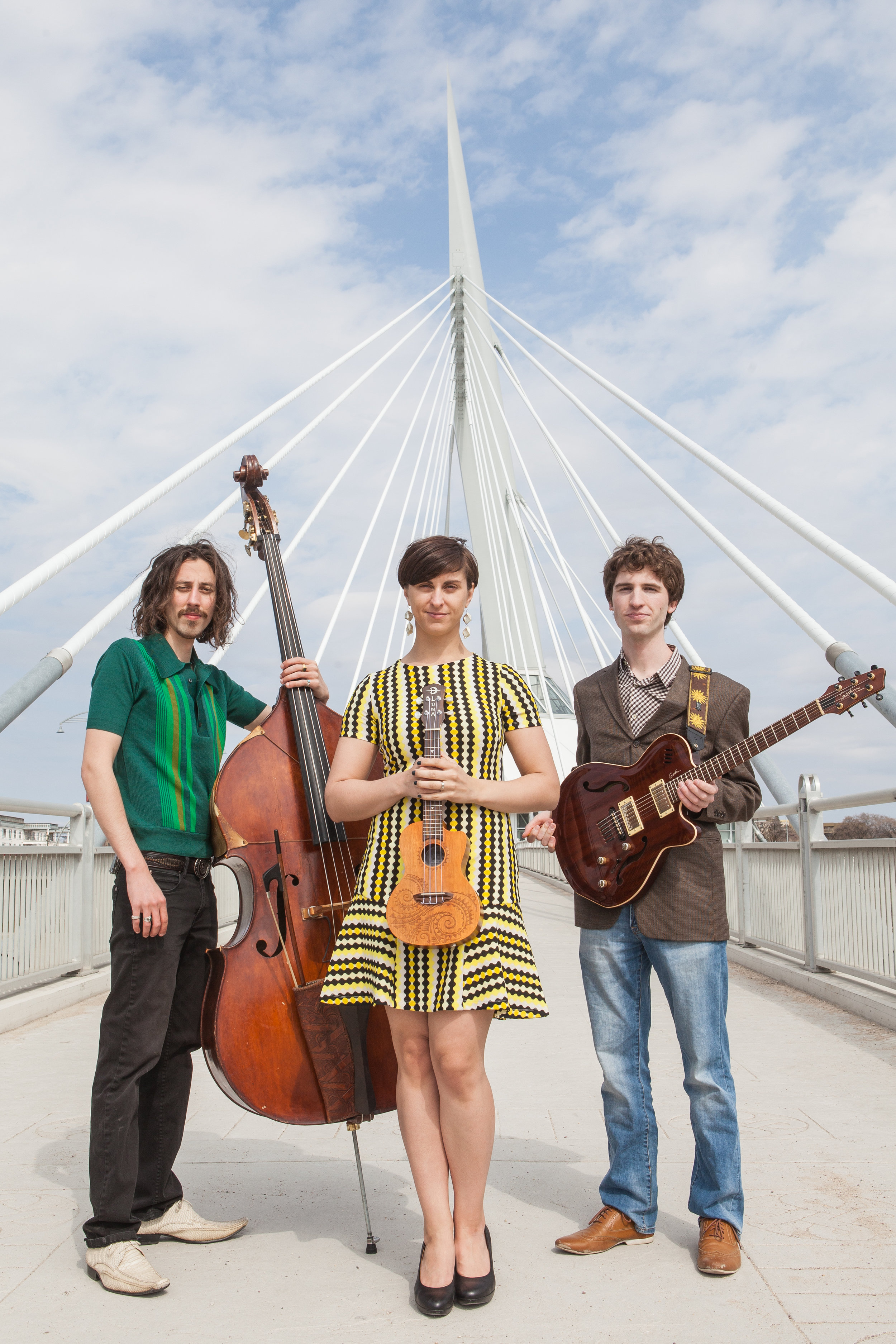 Grace Hrabi Trio