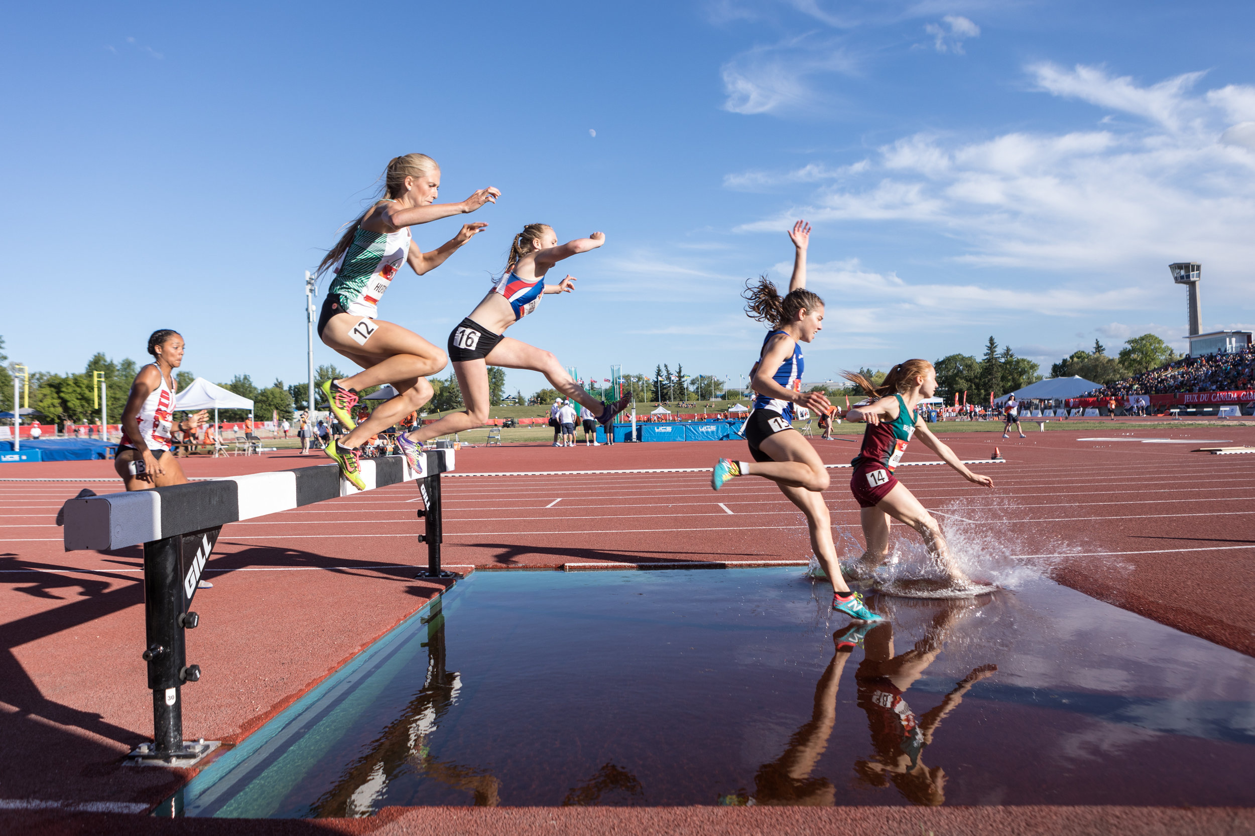 Canada Summer Games - Steeple Chase