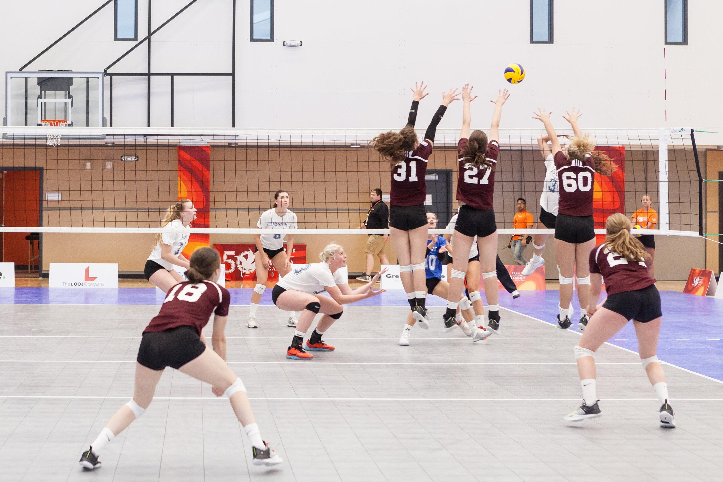 Canada Summer Games - Women's Volleyball