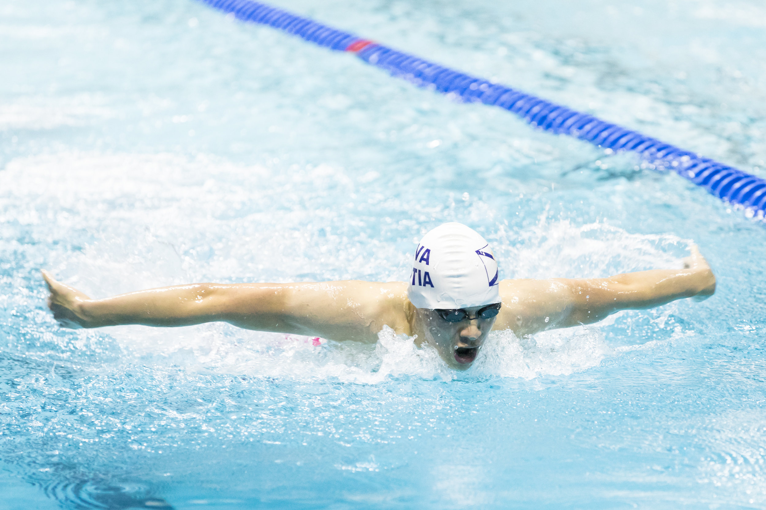 Canada Summer Games - Men's Swimming